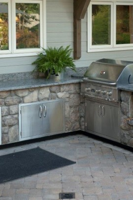 Clements Residence – Outdoor Kitchen