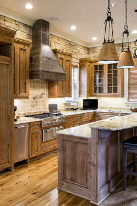 Hunter Residence – Kitchen