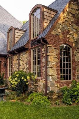 Ware Residence – Stone Detail
