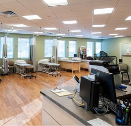 Floyd-Medical, Cartersville – PT-Room