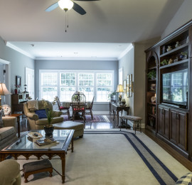 Irmscher Residence – Family Room