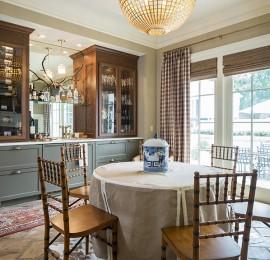 Watters, J. Residence – Wine Room