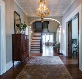 Watters, J. Residence – Foyer