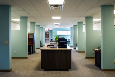 Rome Orthopedic Clinic Remodel Offices