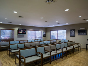 Rome Orthopaedic Clinic - Remodel - Waiting Room