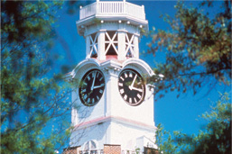 Greater Rome Convention & Visitors Bureau Rome, Ga. Clocktower
