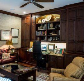 Burch Residence Study