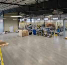 Carlsen Precision Manufacturing – Plant Floor