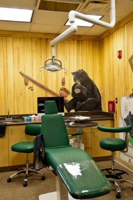 Children's Dental Center – Procedure Room