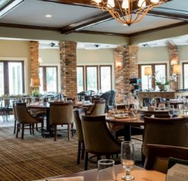 Coosa Country Club Greenside – Dining Room