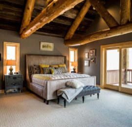 Marion Residence – Master Bedroom
