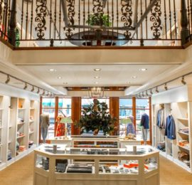 Woodford Clothing – Remodel – Interior 1st Floor
